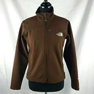 The North Face Softshell APEX Jacket Size Small